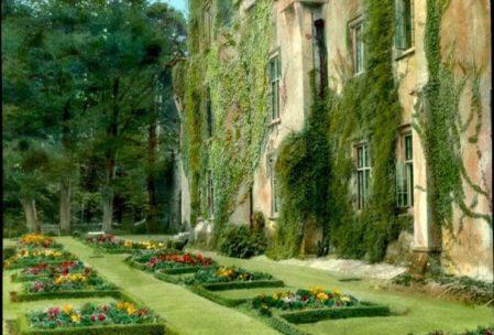 Coloured Image of Colmans-castle-1932-1935,