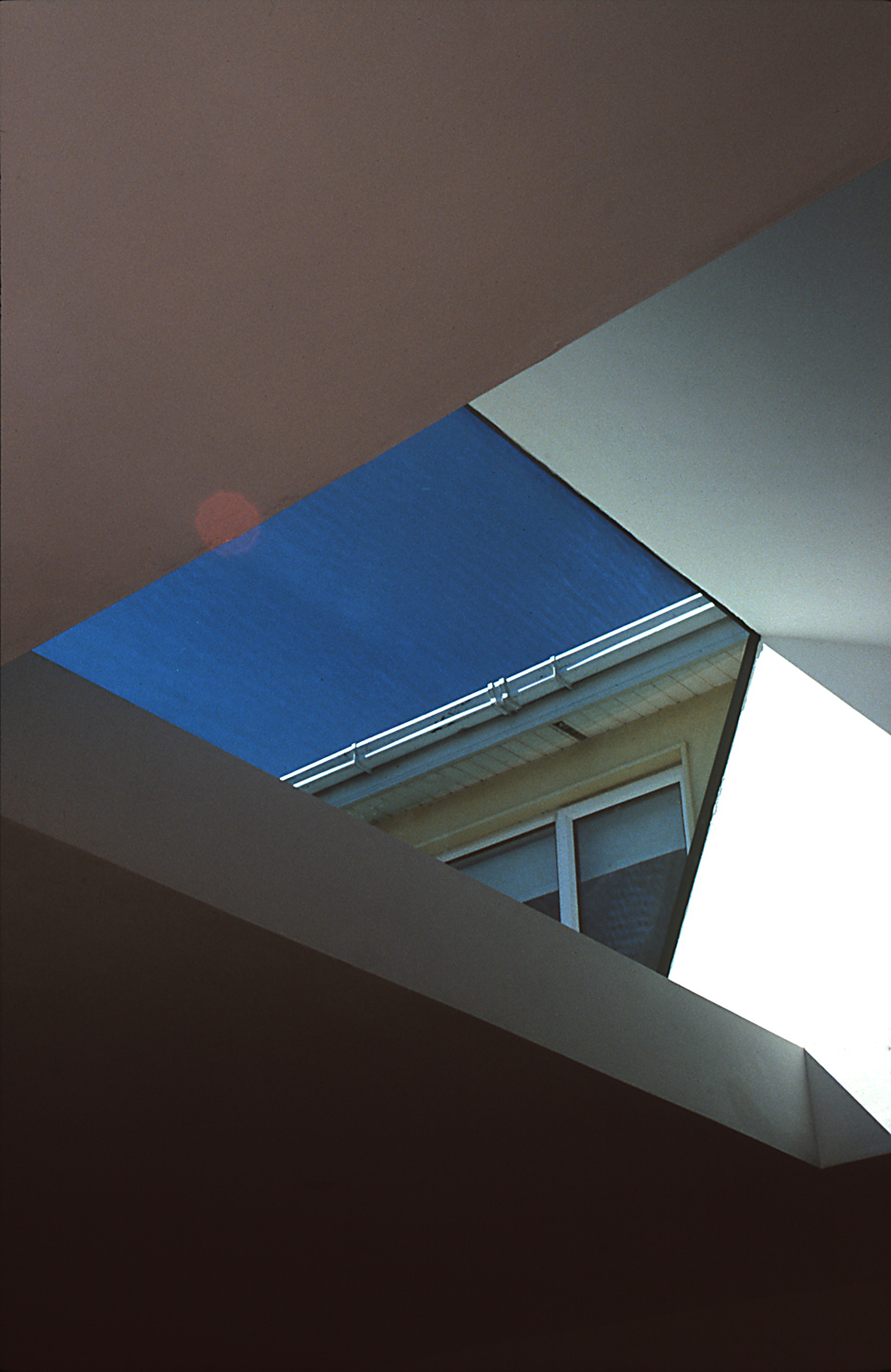 Large Frameless Skylight
